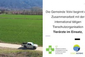 Collaboration with the municipality of Volvi